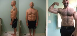 Having a plan takes the guess work out of working out. Now you can get in and out of the gym and on with your life, with more physical and mental energy than you ever thought you had. Paul lost 25lbs and feels great!