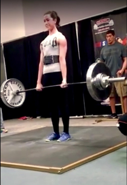 k3 deadlift
