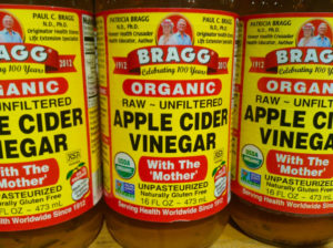 low calorie sauces apple cider vinegar