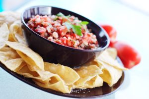 best low calorie sauces salsa