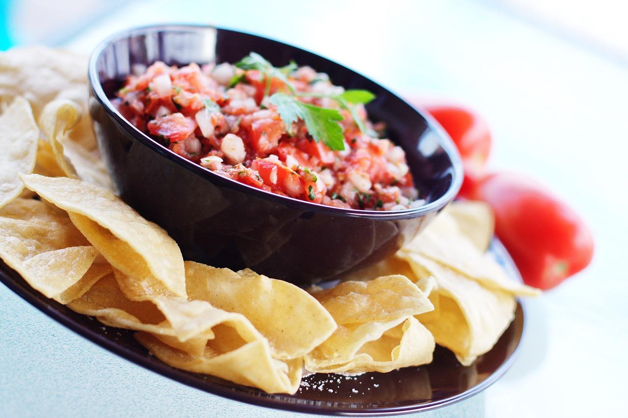 best low calorie sauces salsa