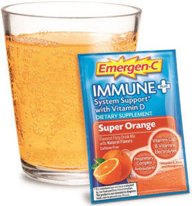 avoid colds emergen c