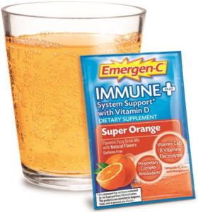 avoid colds emergen c