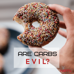 are carbs evil or a healthy energy source?