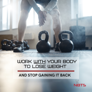 stop gaining weight back