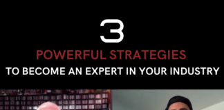 how to become an expert in your industry