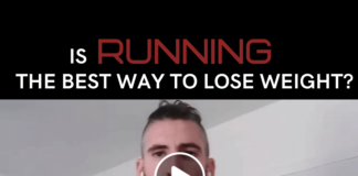 is running the best way to lose weight
