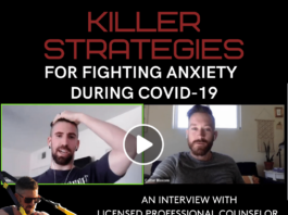 killer strategies for fighting anxiety during covid