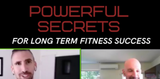secrets for long term fitness success