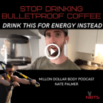 stop drinking bulletproof coffee