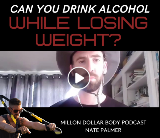 drink and lose weight
