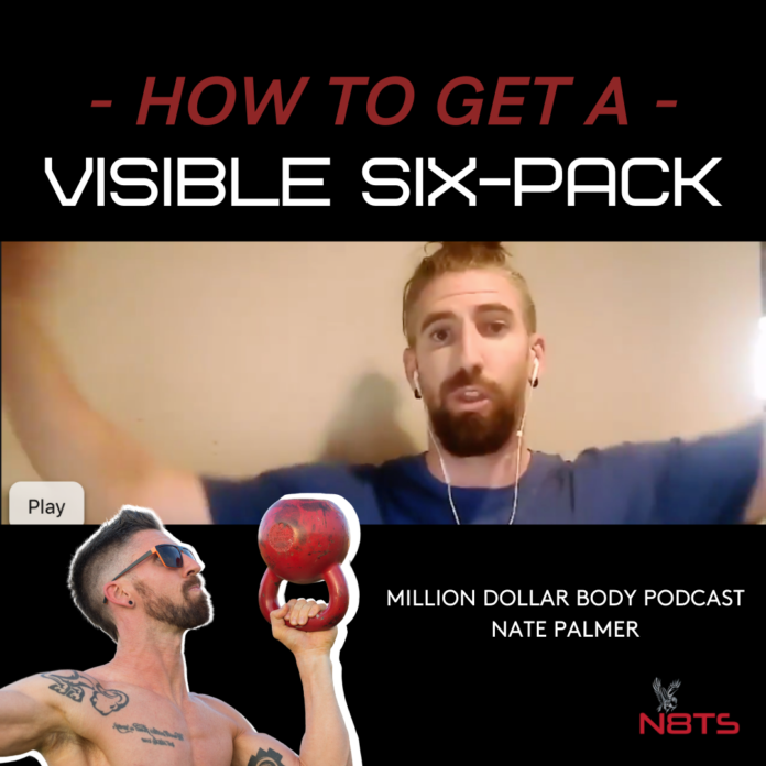 How to get a visible six-pack