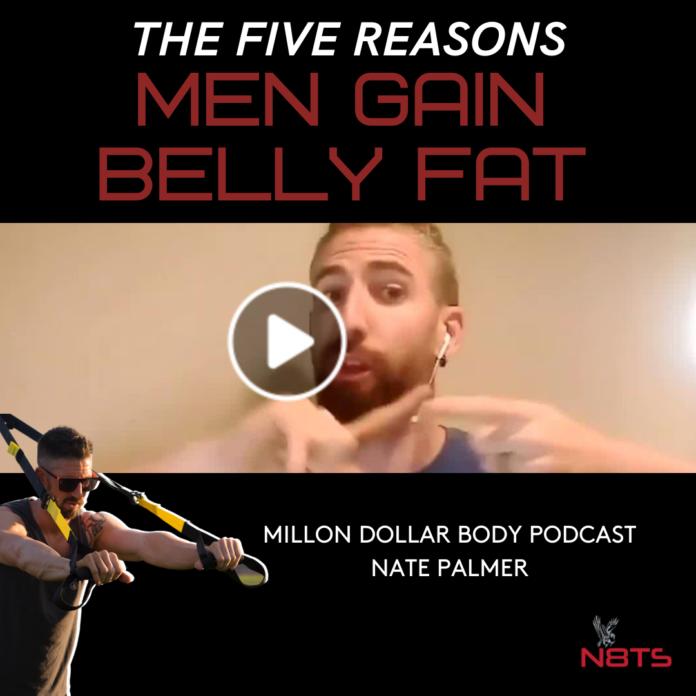 five-reasons-men-gain-belly-fat