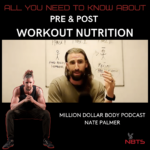 all about pre and post workout nutrition