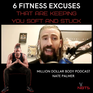 6 fitness excuses keeping you soft and stuck