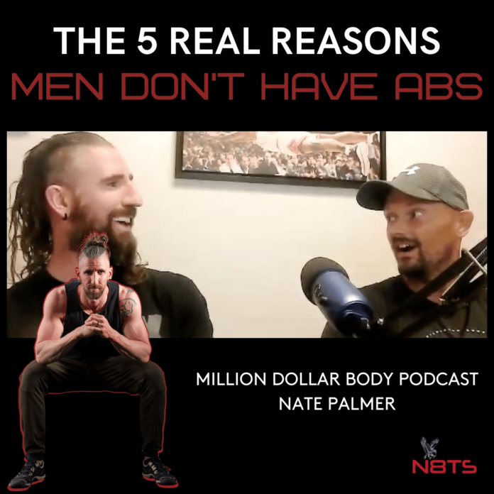 the 5 real reasons men dont have abs
